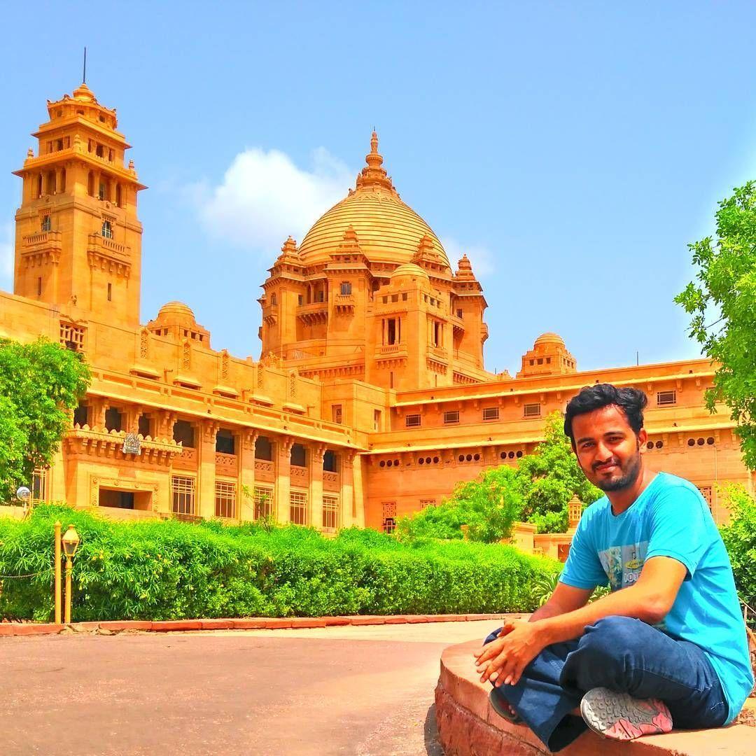 Photo of Umaid Palace Museum By akshay ladda