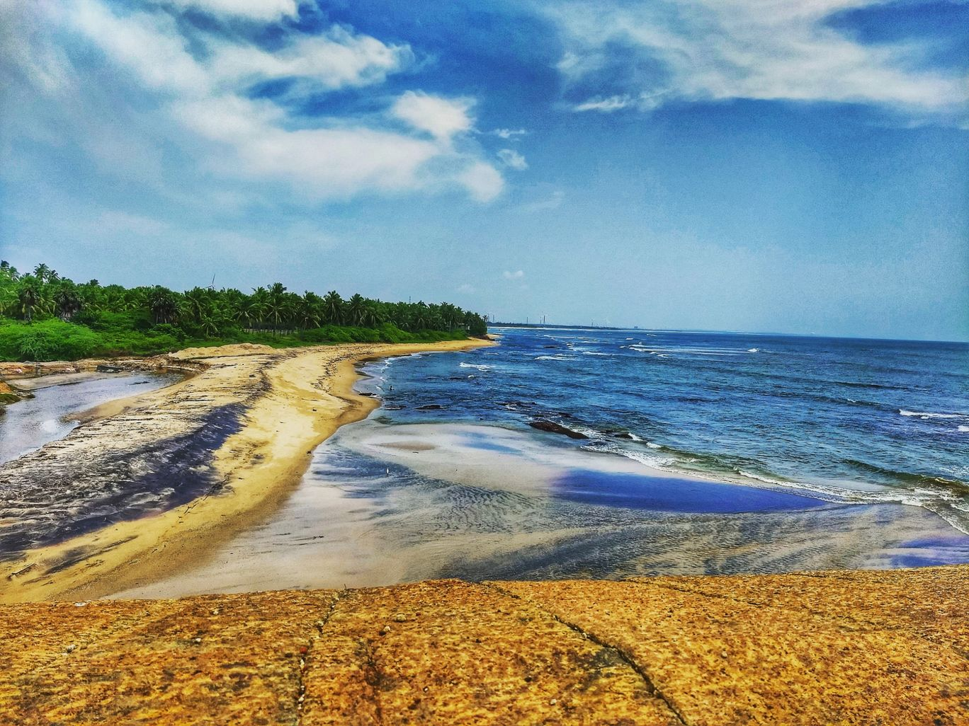 Photo of Vattakottai Beach By Vivek Jaiswal