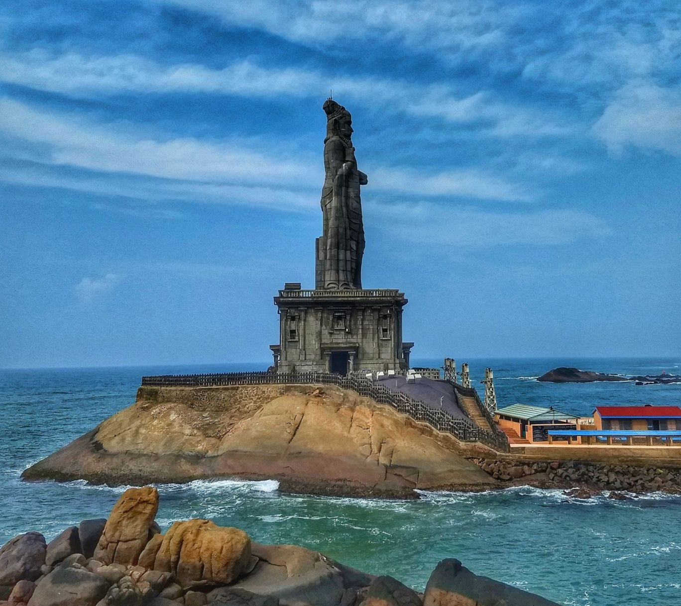 Photo of Vivekananda Rock Memorial By Vivek Jaiswal