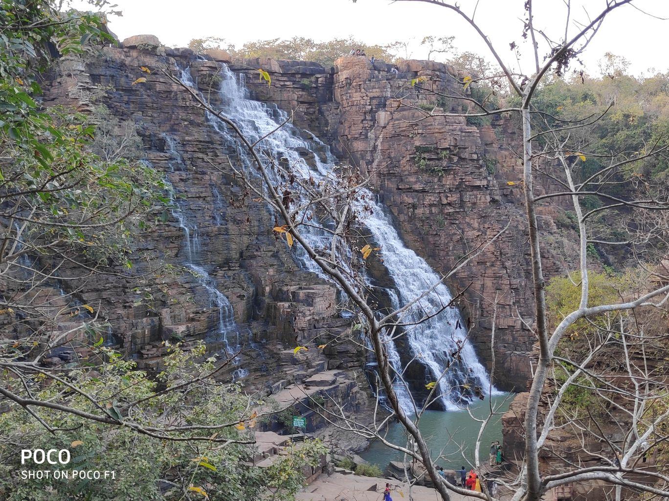 Photo of Tirathgarh Waterfall By Ashutosh Panigrahi