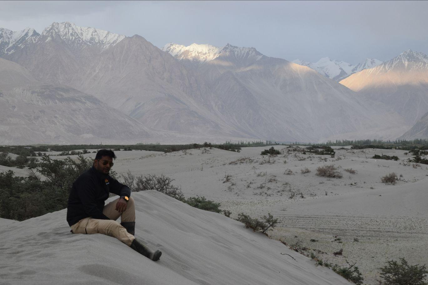 Photo of Nubra Valley By Ramraj
