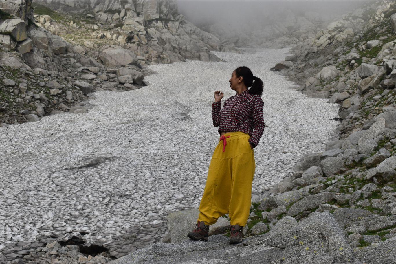 Photo of Minkaini Pass By Rajani Rai