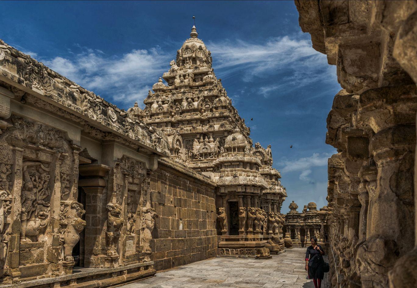 Photo of Kanchipuram By Praneeth Gatreddy