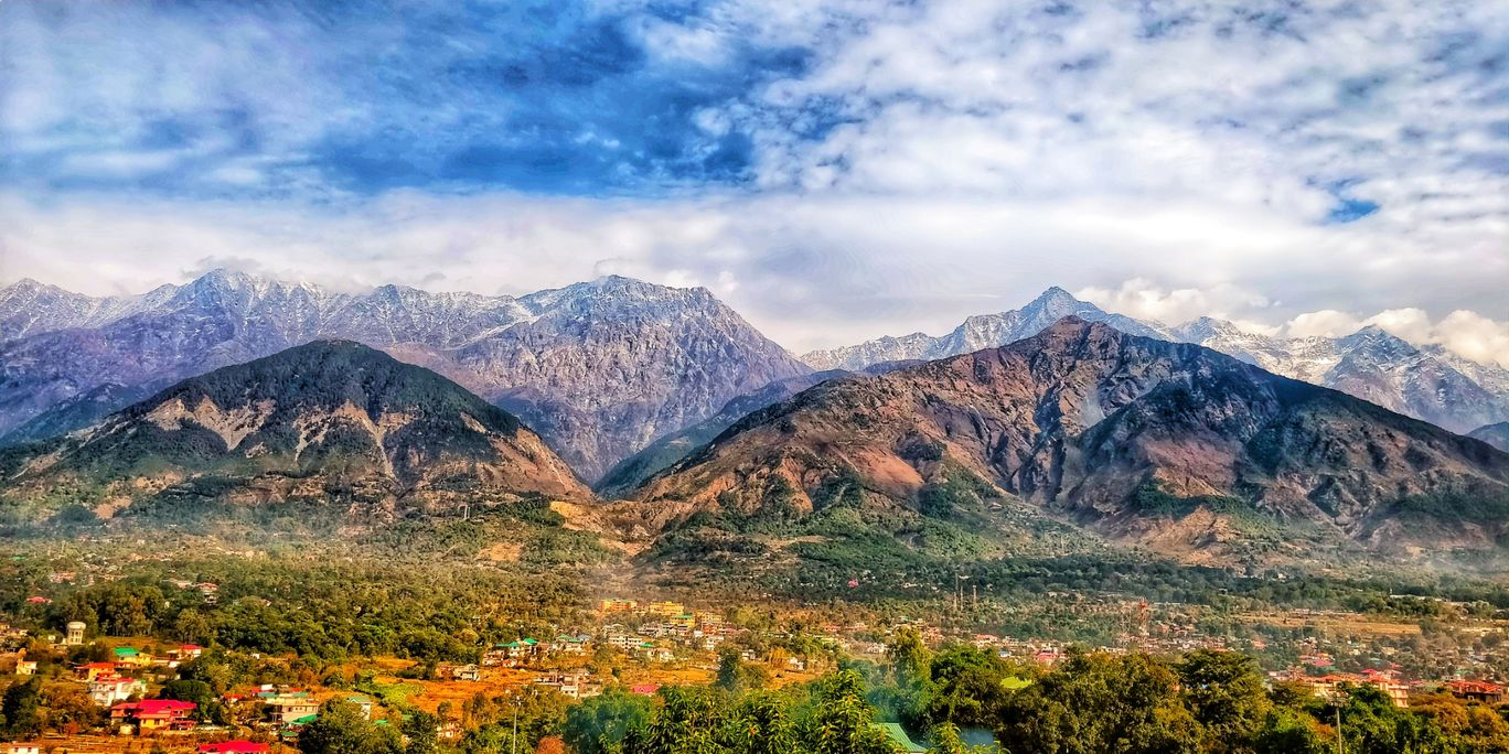 Photo of Dharamshala By Praneeth Gatreddy