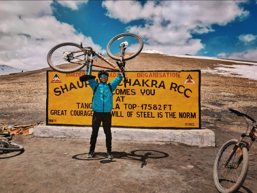 Photo of Leh Ladakh Discover By Shibam Sarkar