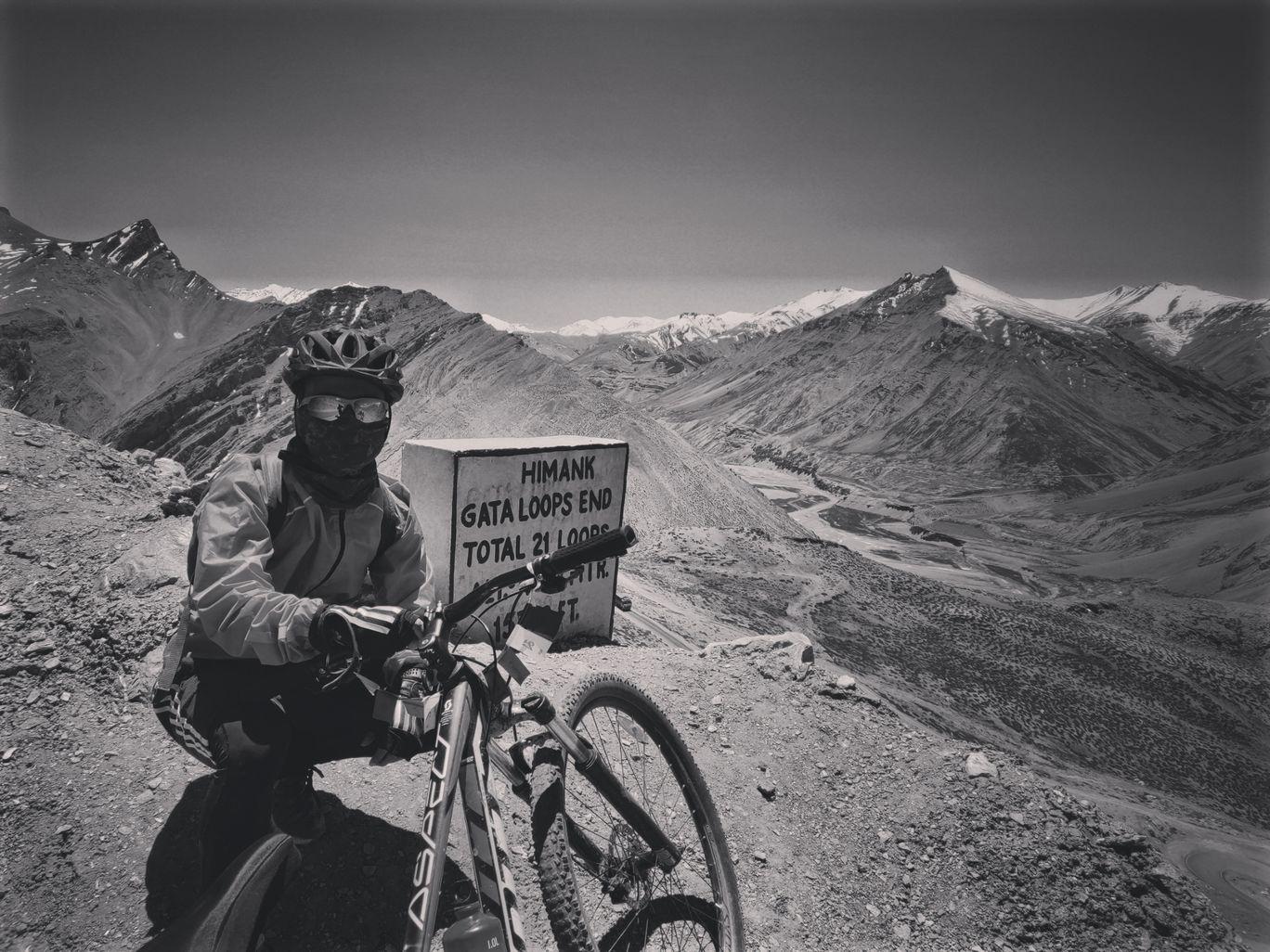 Photo of Leh Manali Highway By Shibam Sarkar