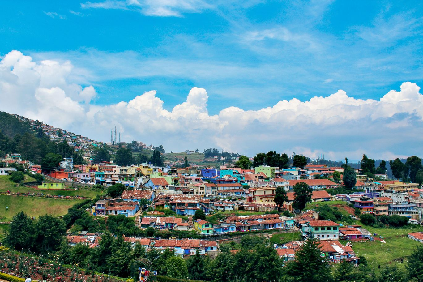 Photo of Ooty By Rohith Reddy
