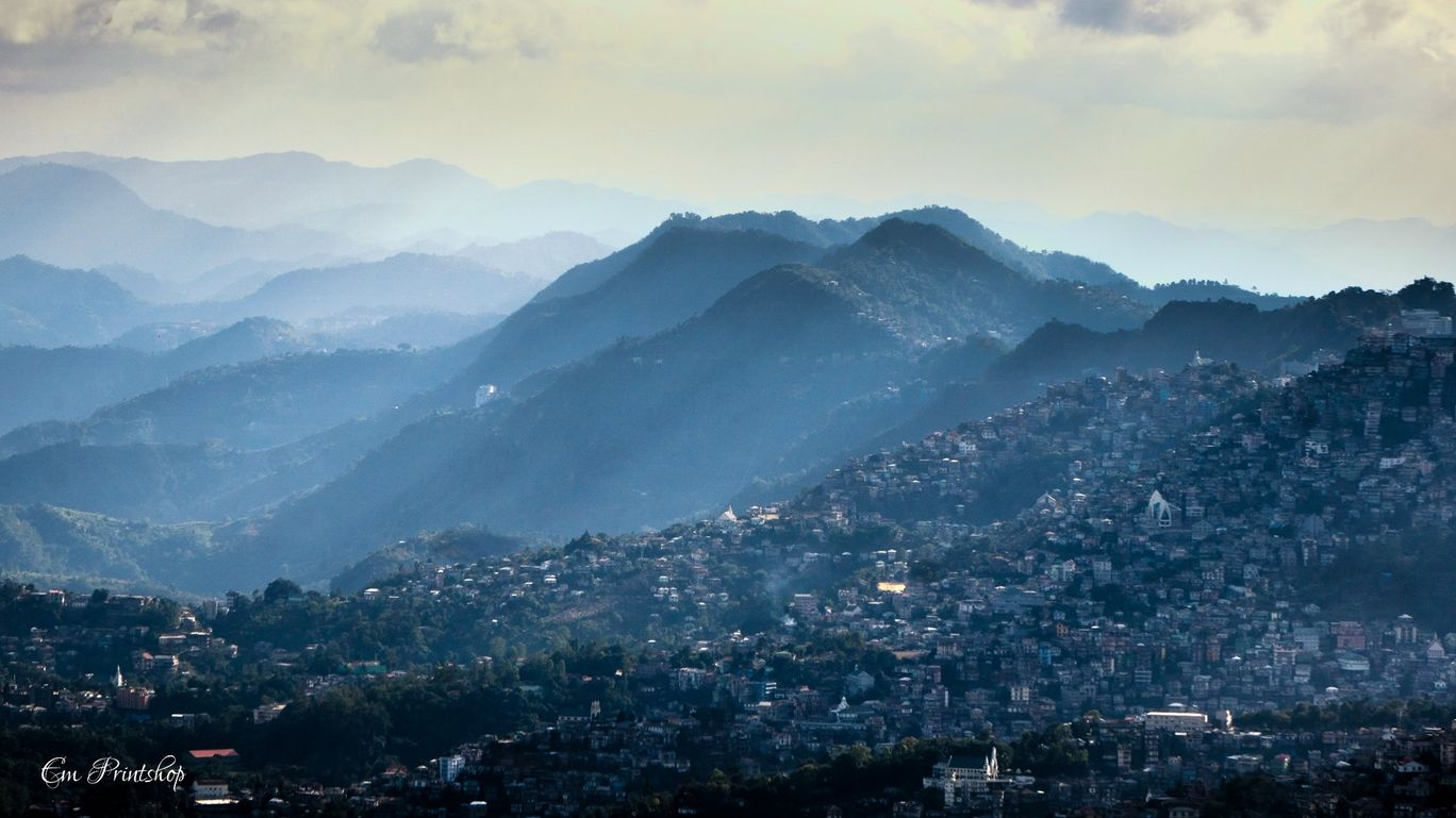 Photo of Aizawl By Eastman Chhakchhuak