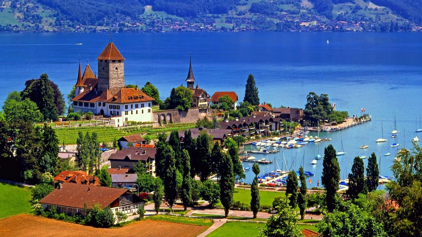 Photo of Spiez By Arun Varshney