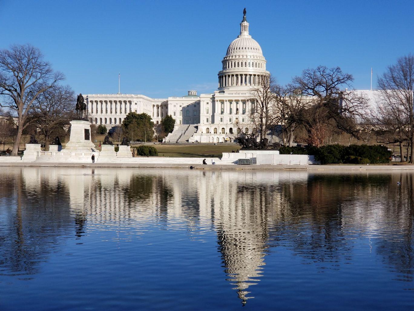 Photo of Washington By Shibya Pandey