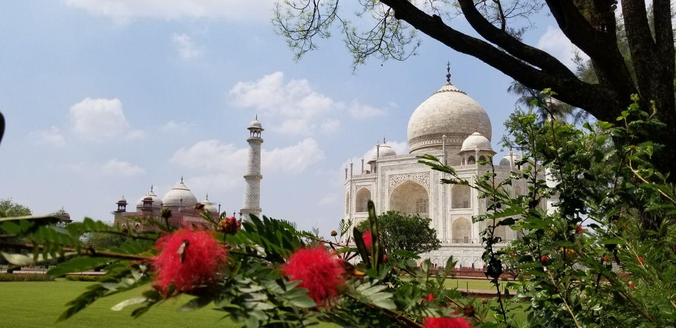 Photo of Agra By Shibya Pandey