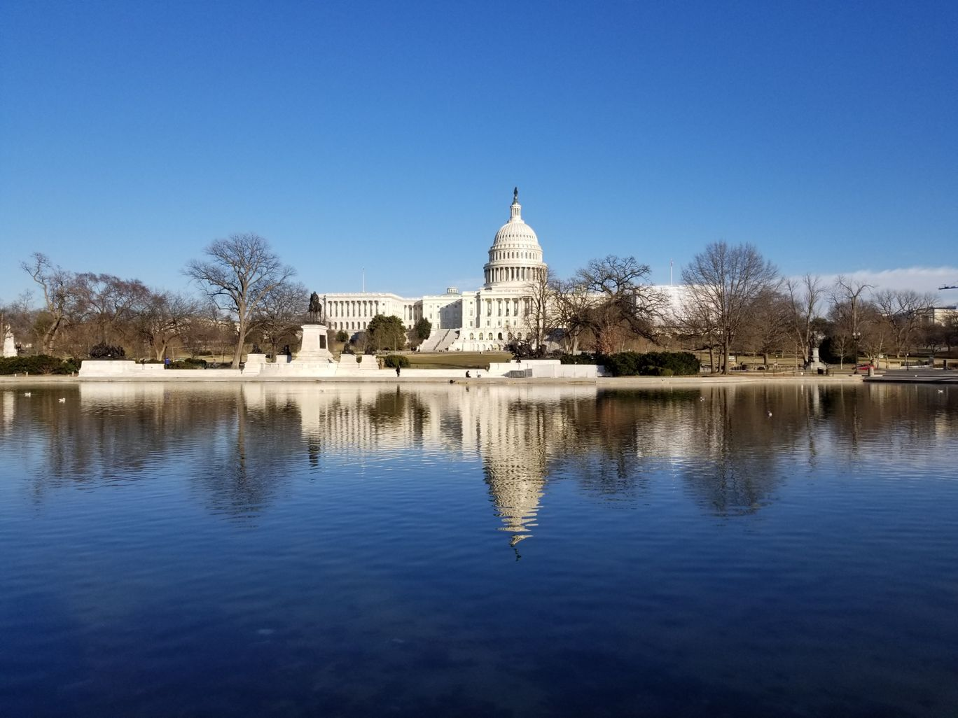 Photo of Capitol Hill By Shibya Pandey