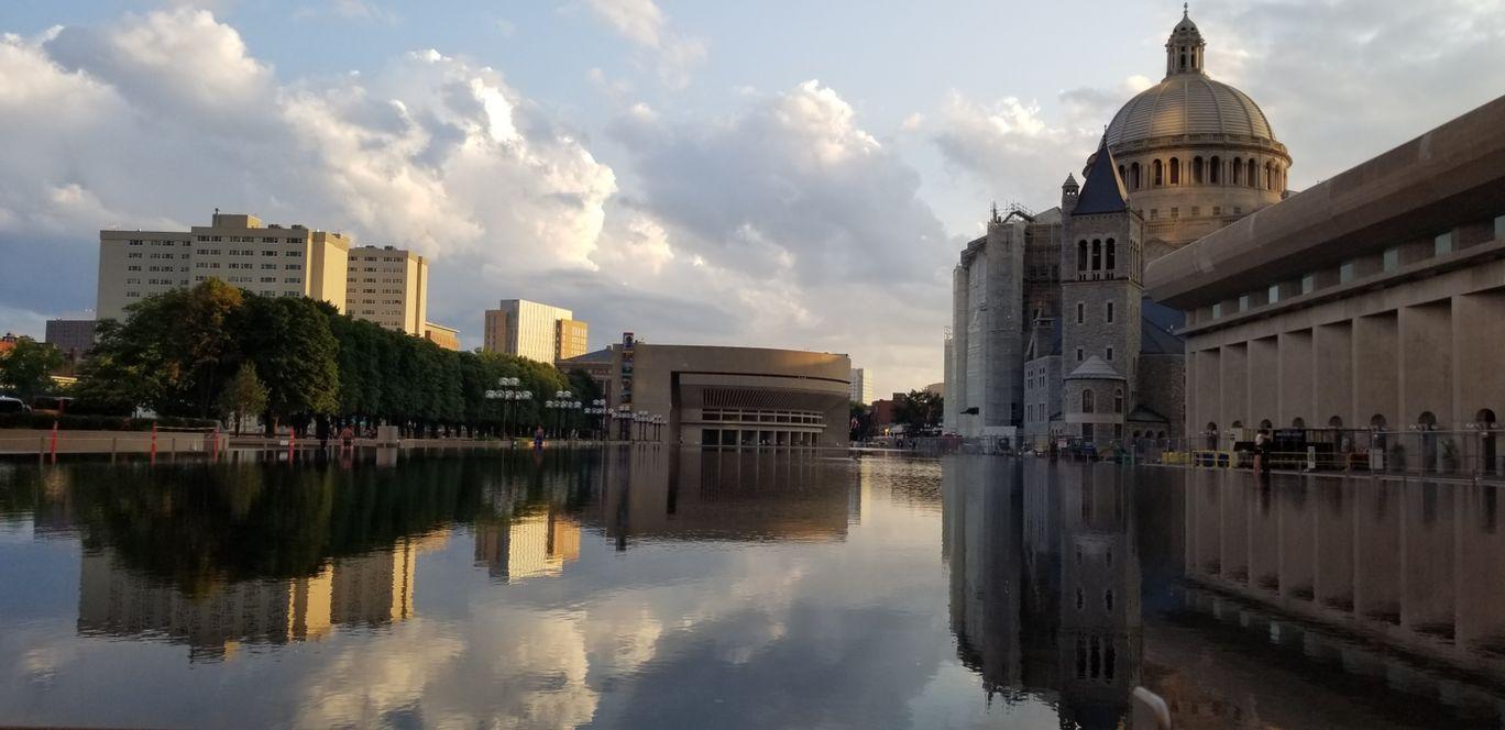 Photo of Prudential Center Boston By Shibya Pandey