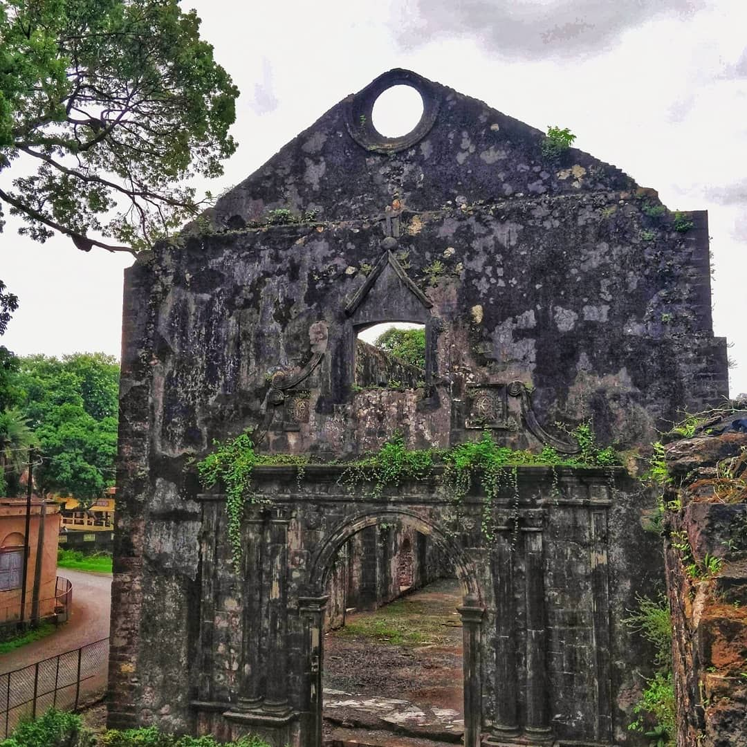 Photo of Vasai Fort By rahul solunke