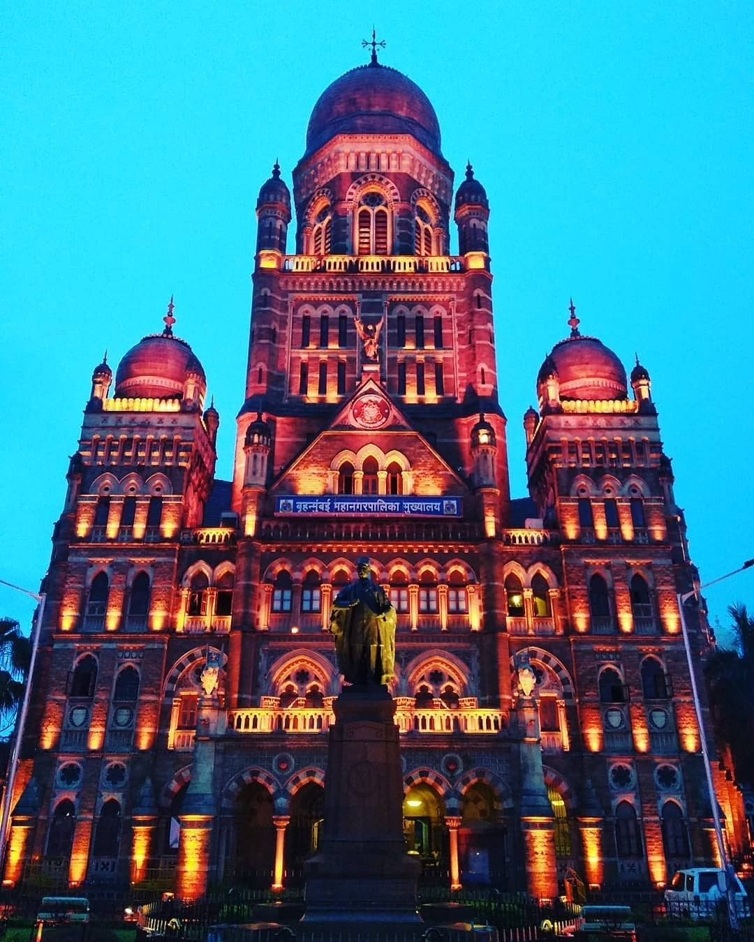 Photo of Chhatrapati Shivaji Maharaj Terminus By sijo johnson