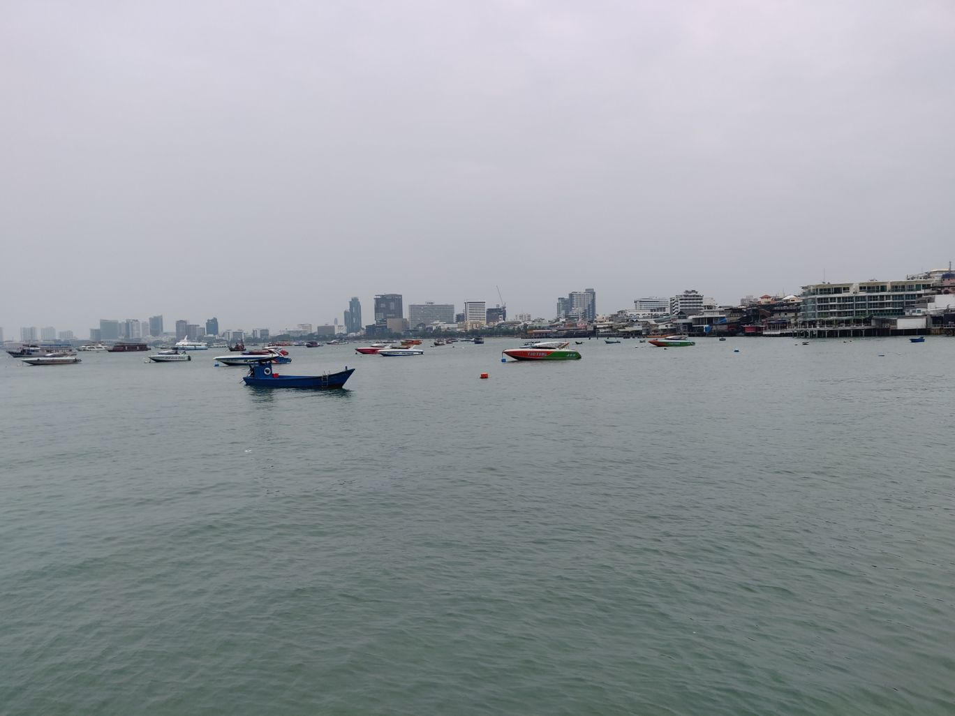 Photo of Pattaya City By Ipshita Debnath
