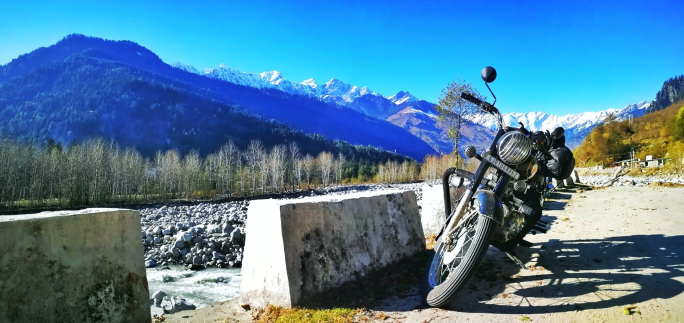 Photo of Manali By Km Yadhu