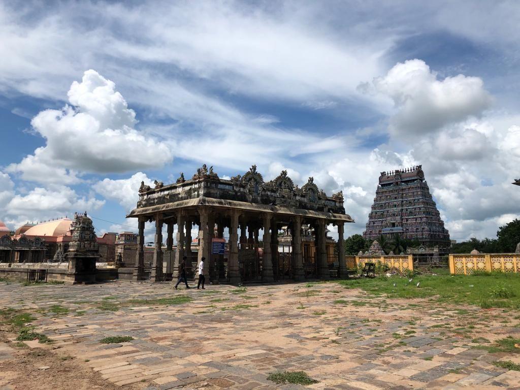 Photo of Chidambaram Temple By Ramesh Yavarna