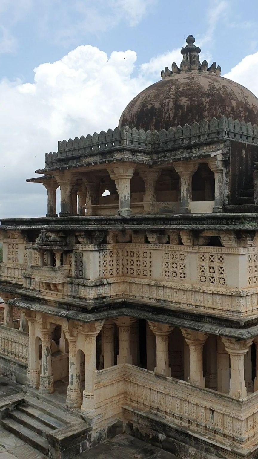 Photo of Kumbhalgarh Fort By Archie Chittora