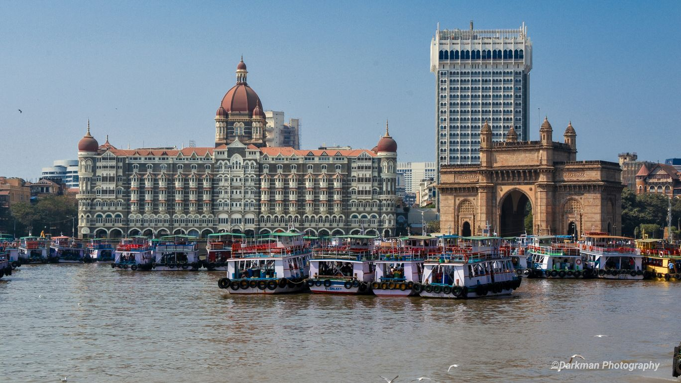 Photo of Mumbai By ramesh kumar