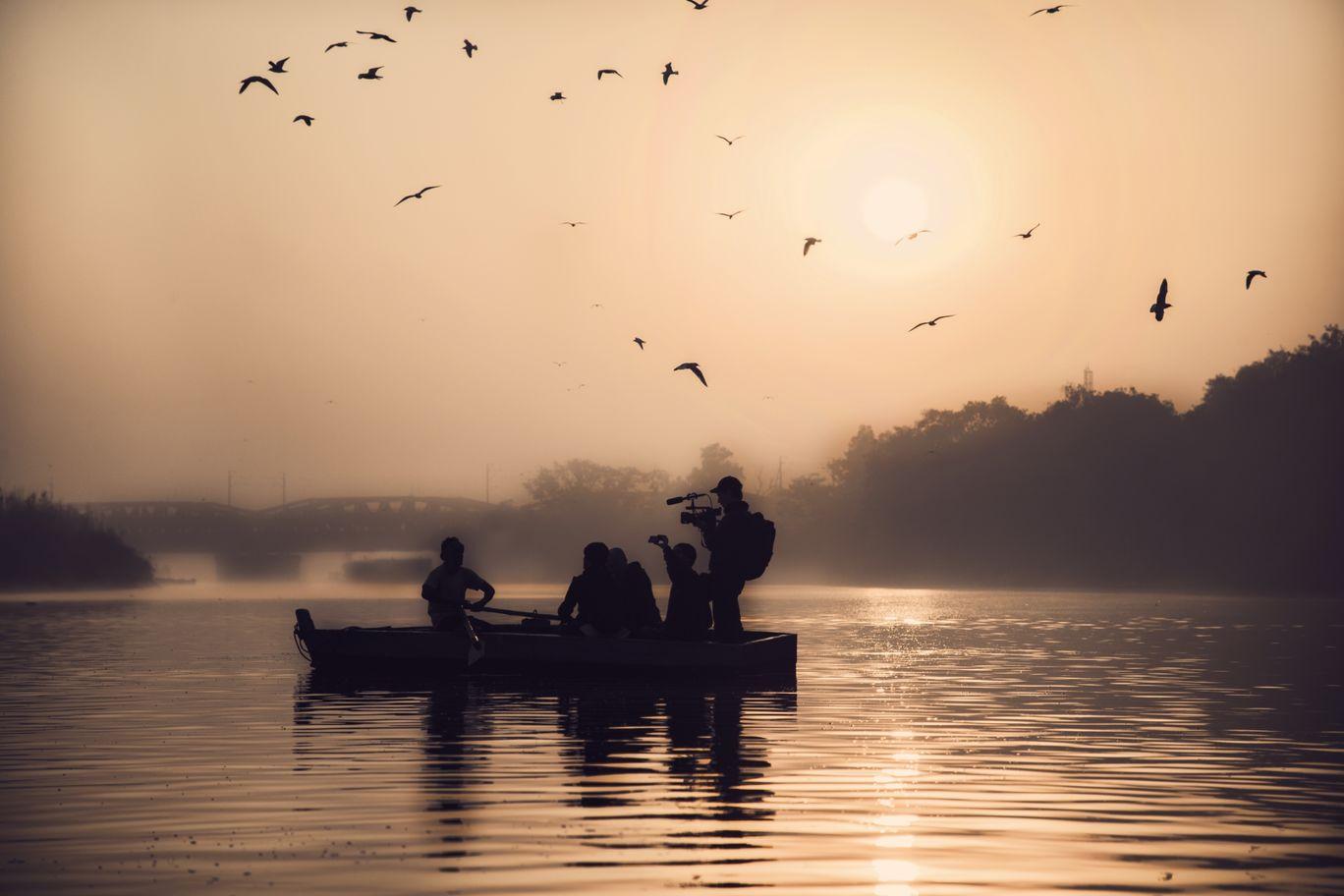 Photo of Yamuna Ghat By FREAK JOKER