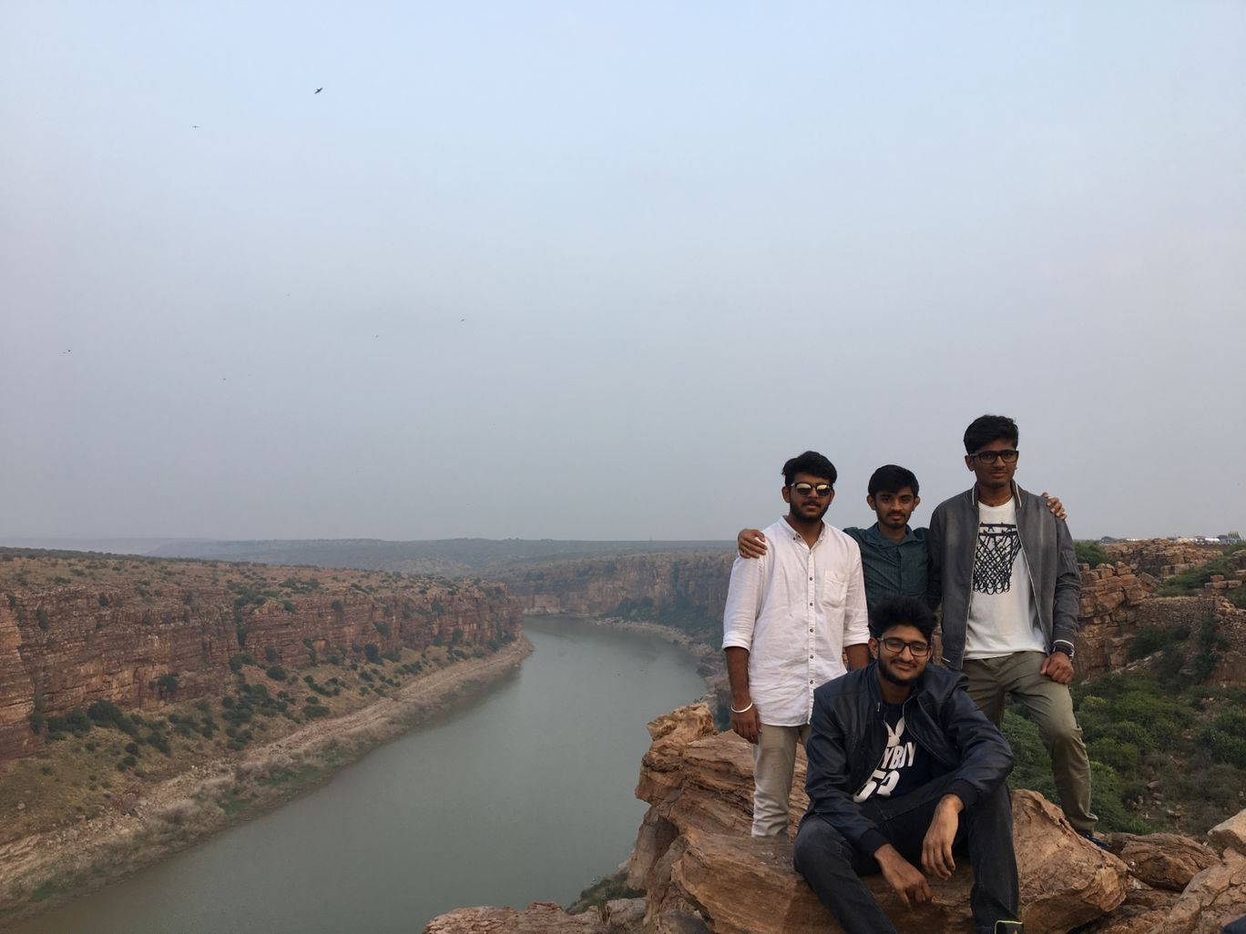 Photo of Gandikota Penna River View By Ganesh N