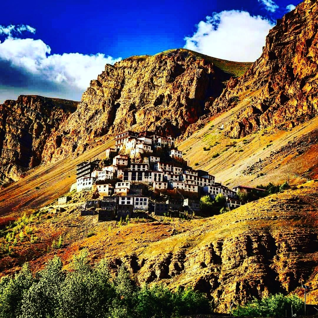 Photo of Key Gompa By Rajat Bakhru
