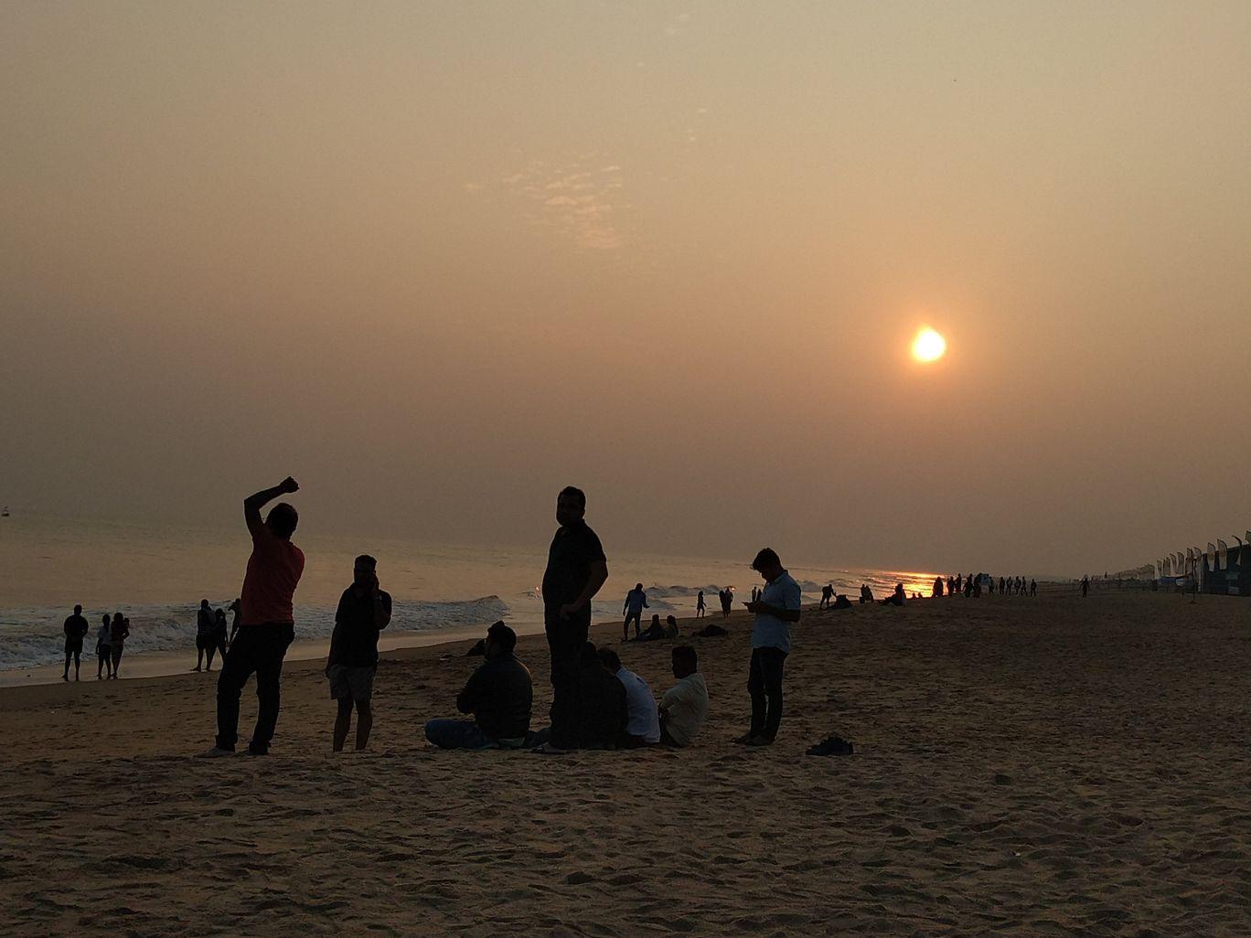 Photo of Puri-Konark Marine Drive By Kunal Mahawar