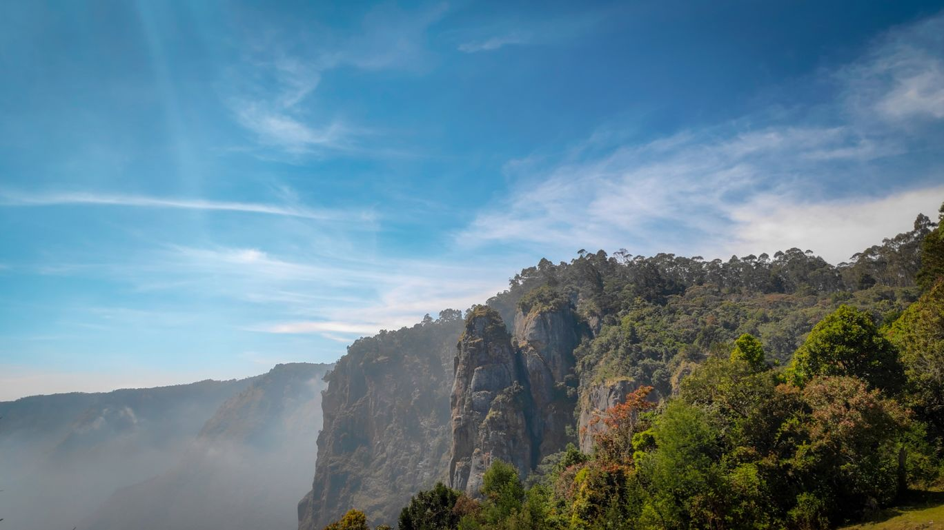 Photo of Kodaikanal By Aadithyan Dv