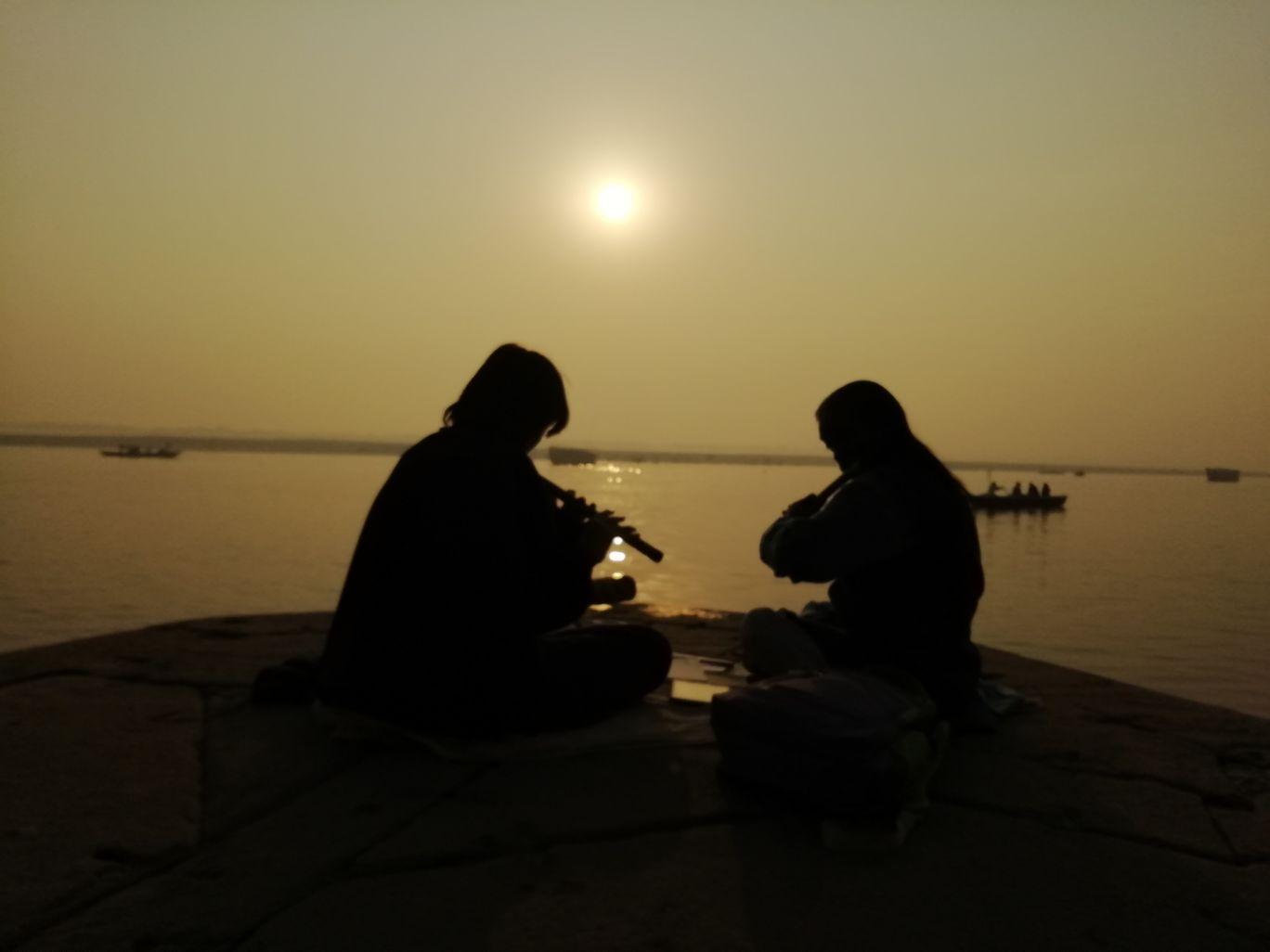 Photo of Varanasi By Dheeraj Tiwari