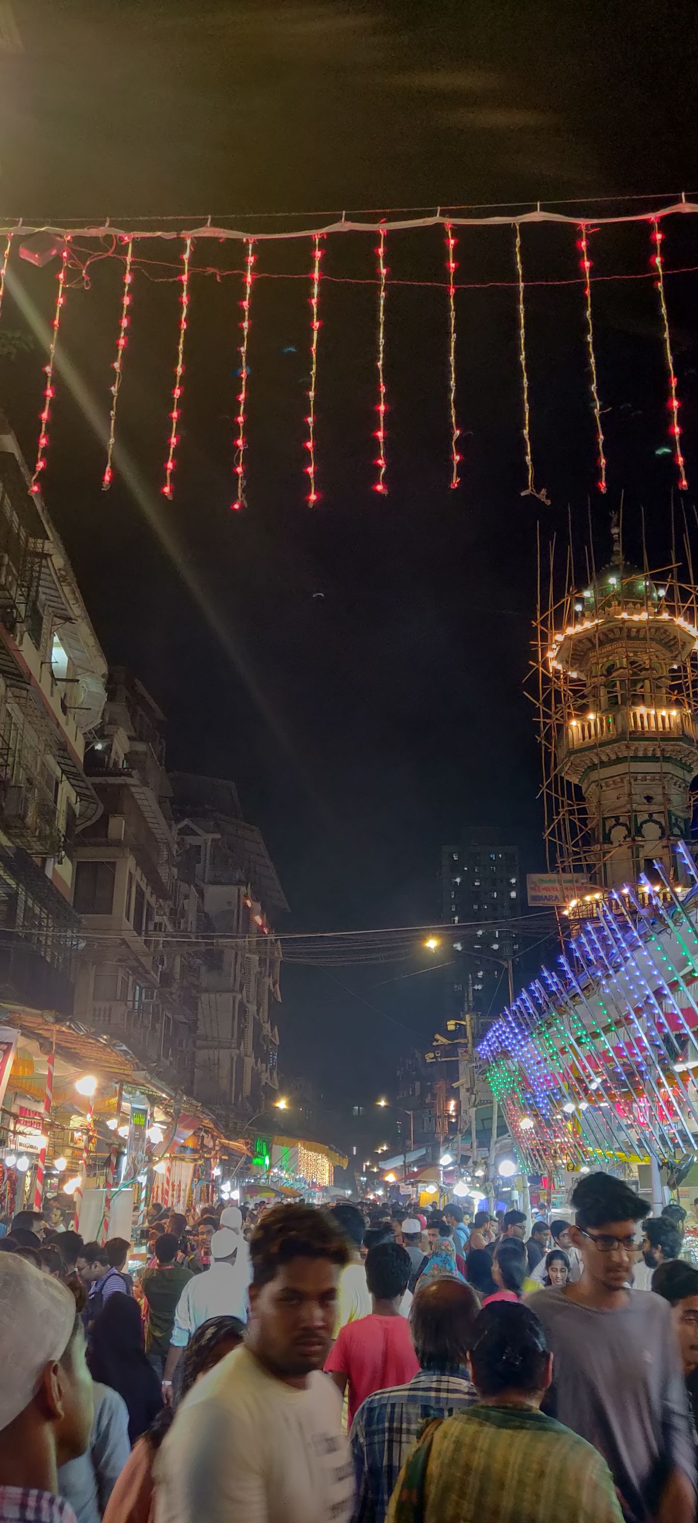Photo of Mohammed Ali Road By Imran Pathan