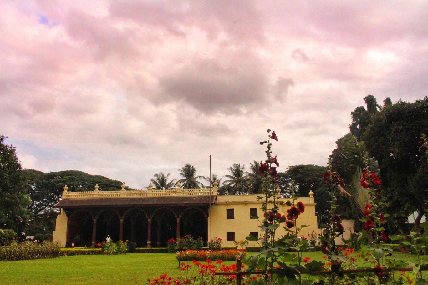 Photo of Tipu Sultan's Summer Palace By AKASH SINGH RAJ