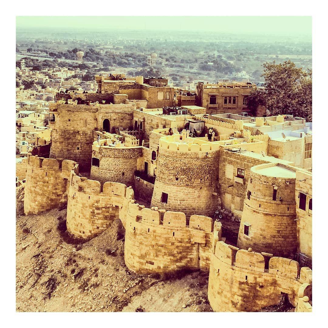 Photo of Golden City Fort Jaisalmer By Rishma Jani