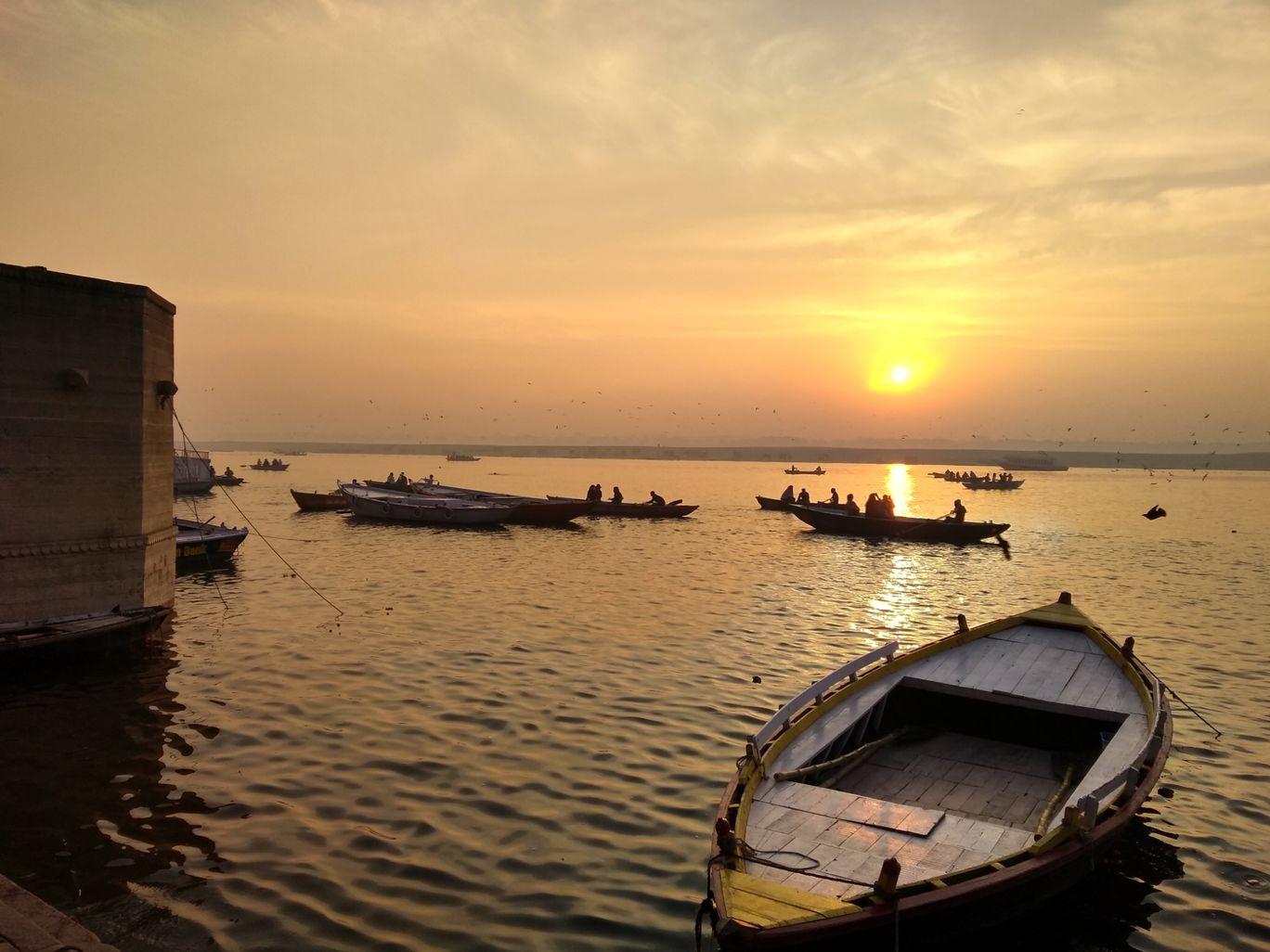 Photo of Varanasi By Ashish Mishra