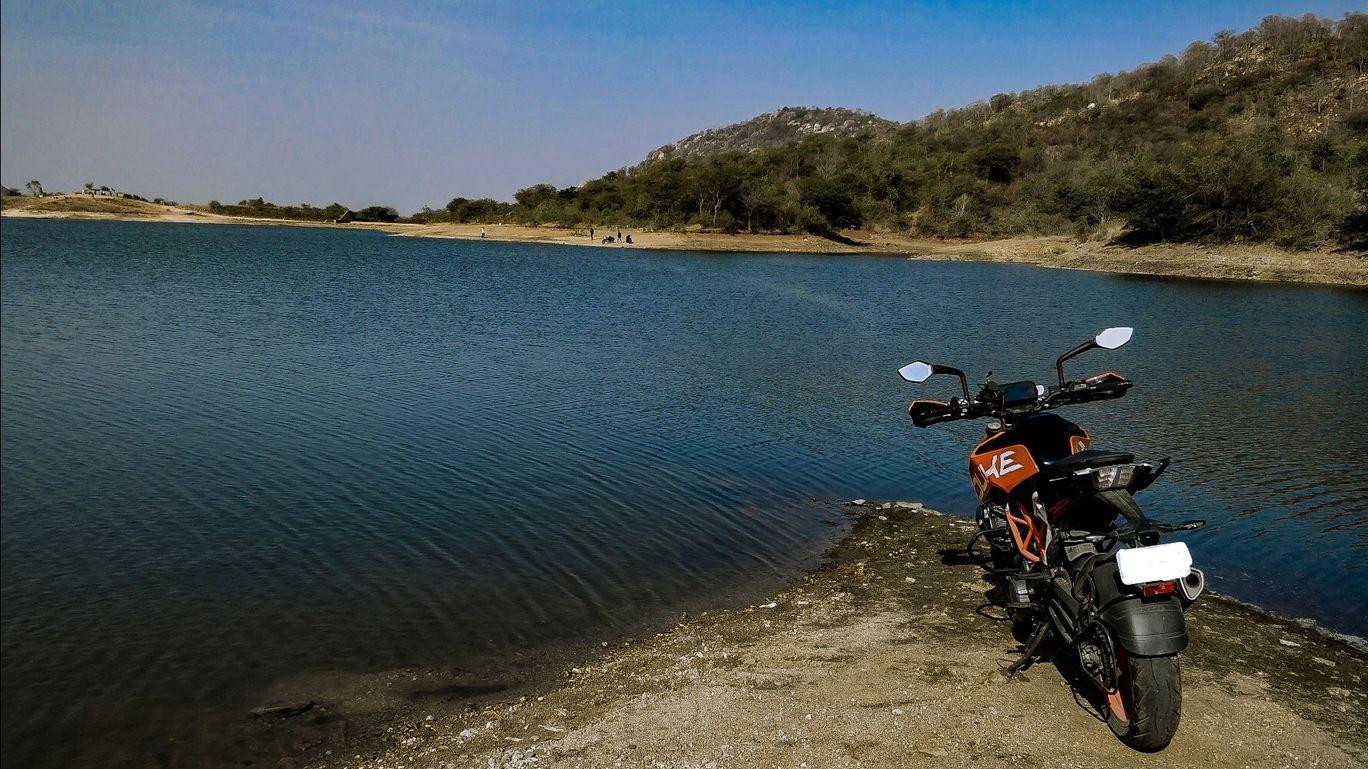 Photo of Dandiganahalli Dam By Abhinav Verma