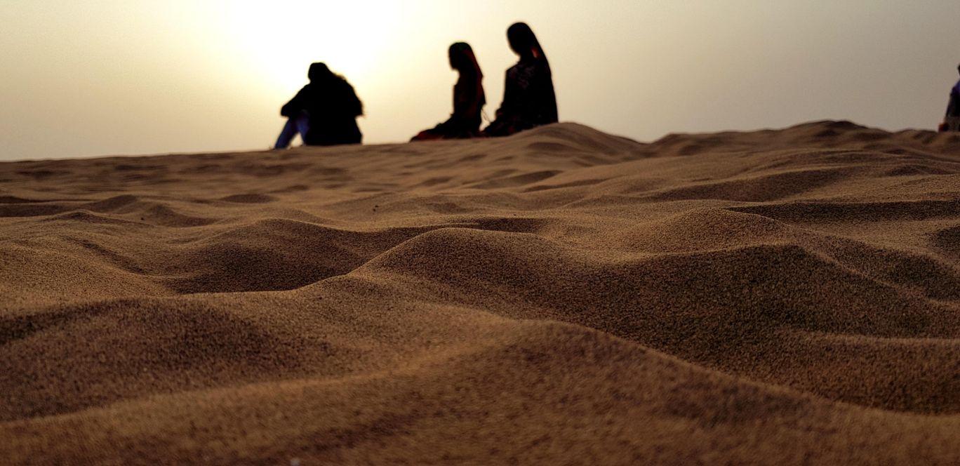 Photo of Sam Sand Dunes Desert Safari Camp Jaisalmer By Deepthi Margam
