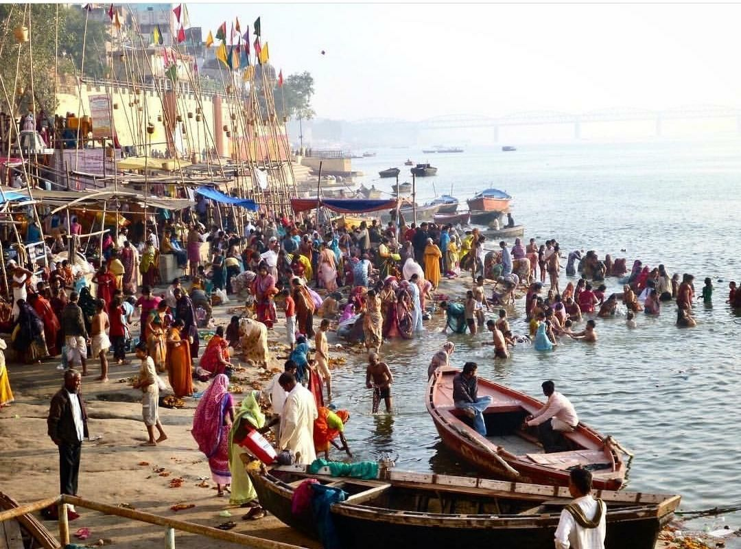 Photo of Assi ghat By Aayush Khare