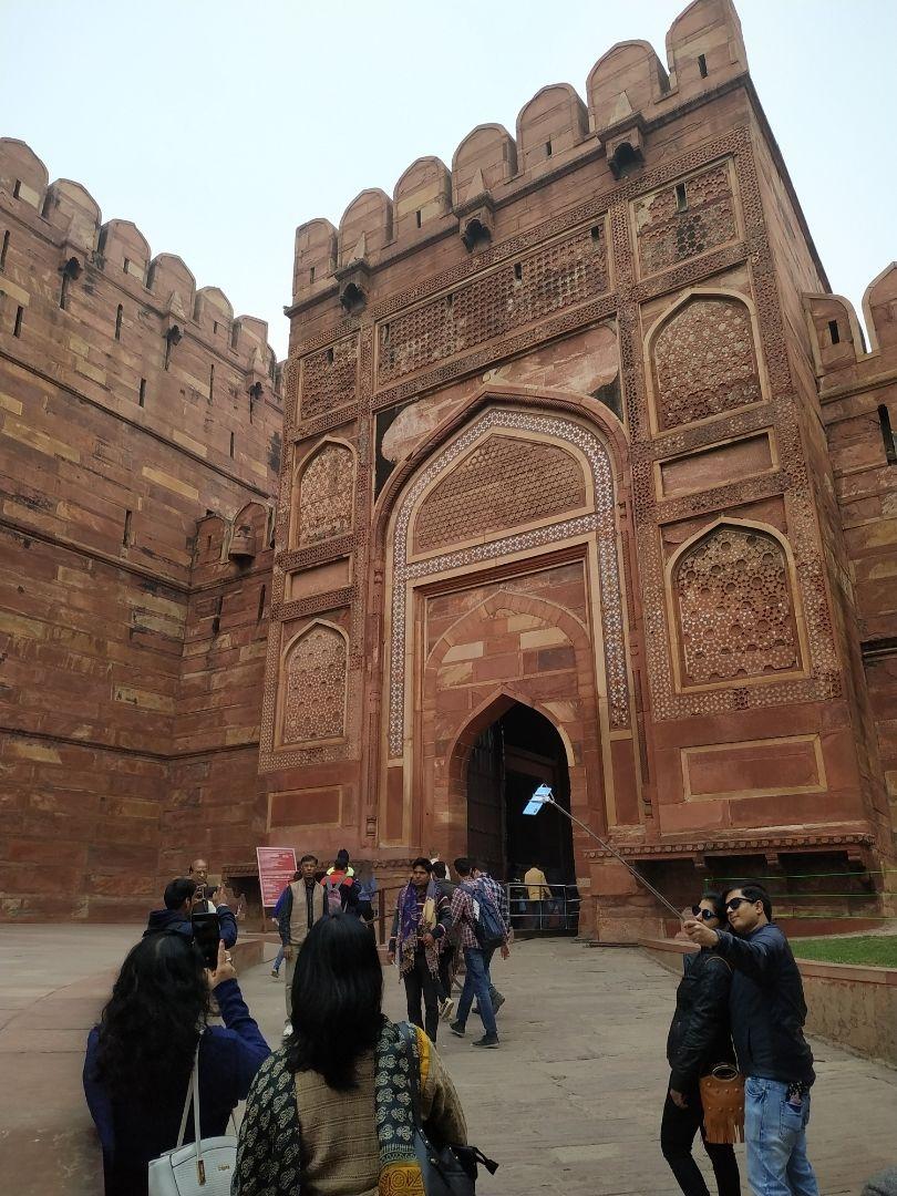 Photo of Agra By Mehebub Ahmed