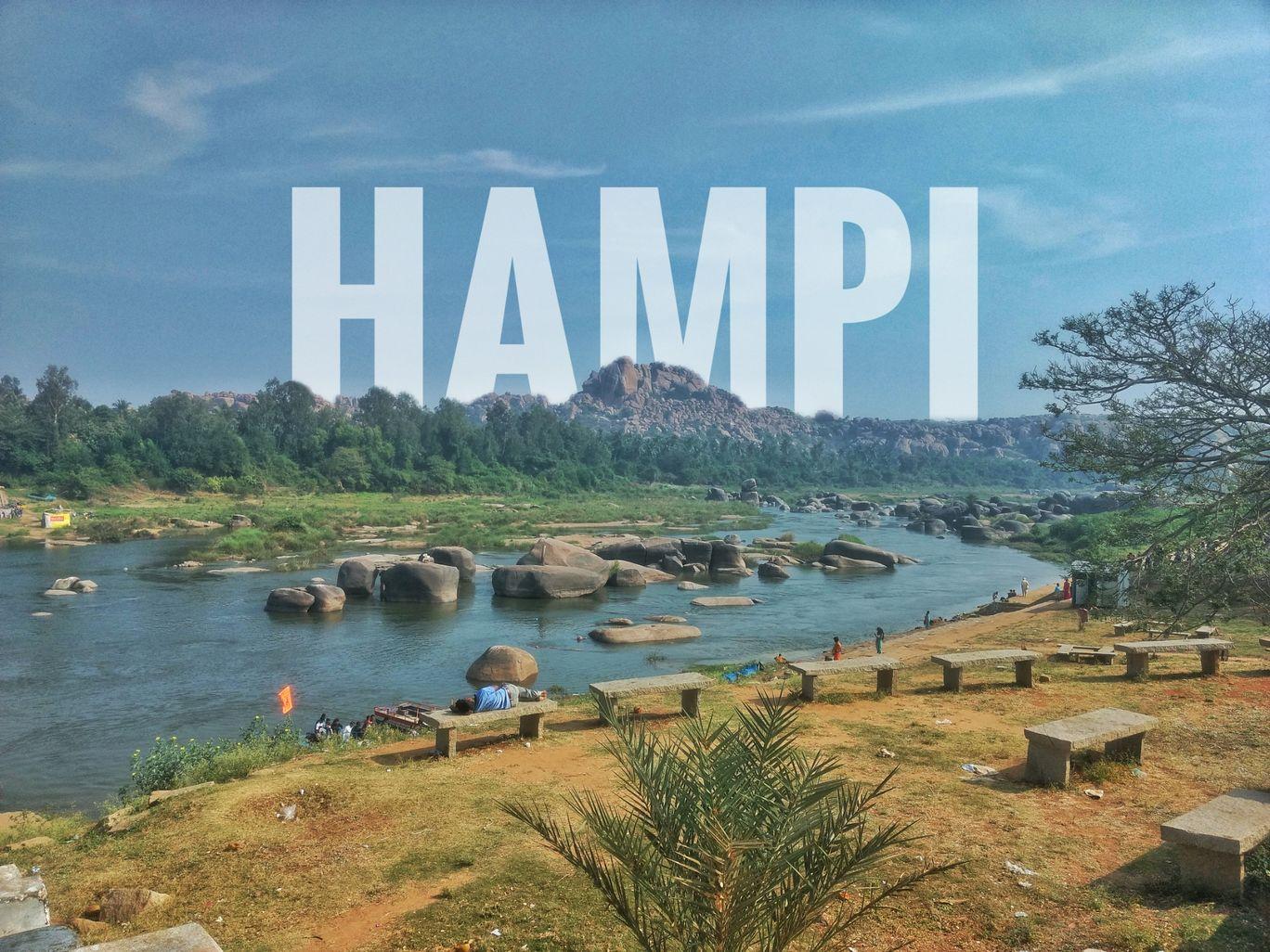 Photo of Hampi By Vaibhav Patil