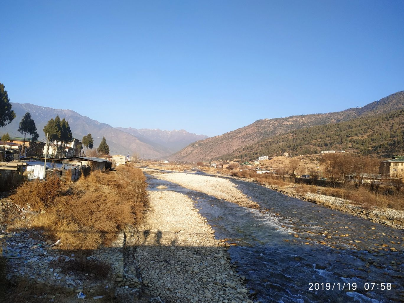 Photo of Thimphu By pavan