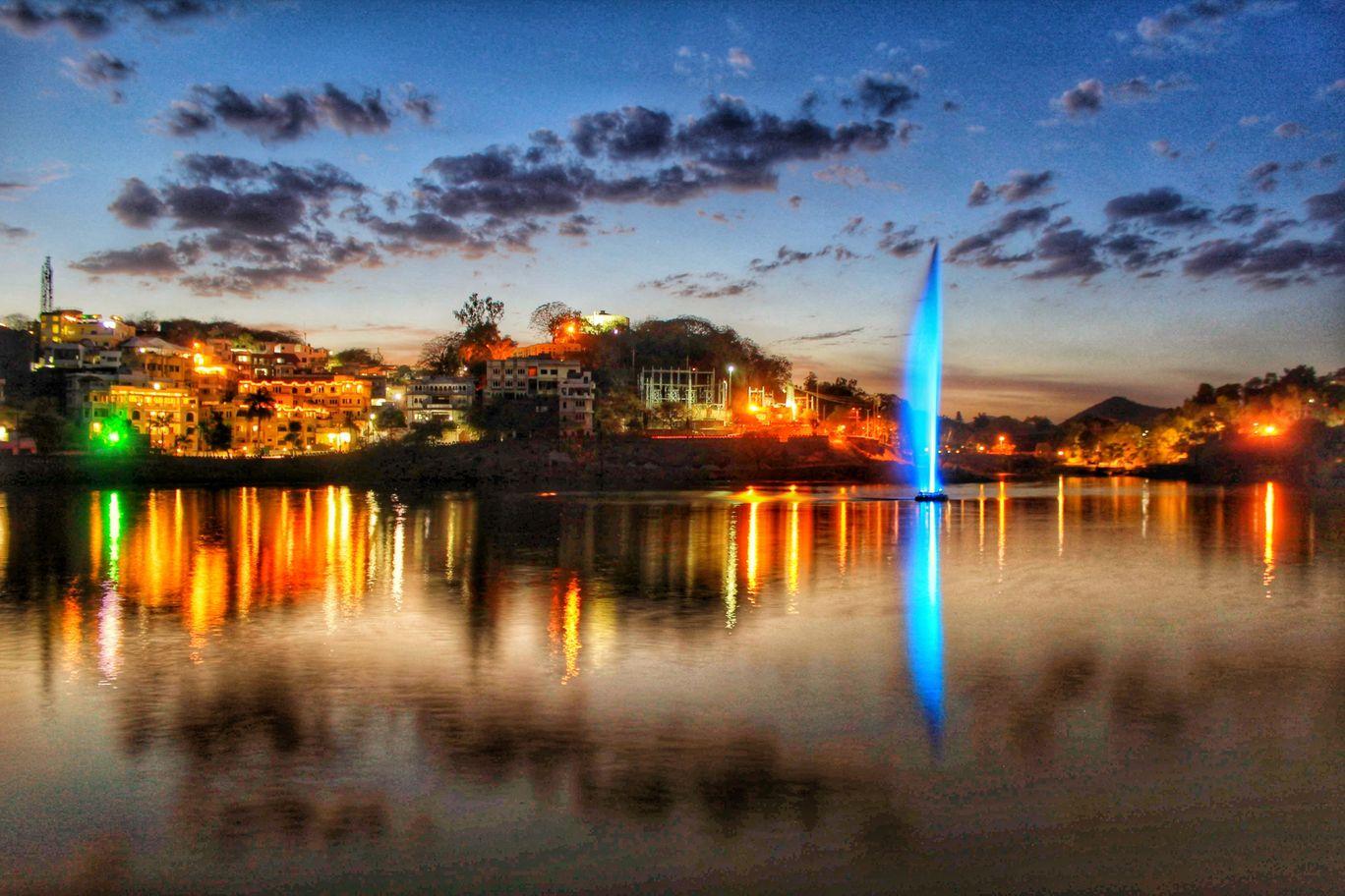 Photo of Fateh Sagar Lake By vidit singhvi