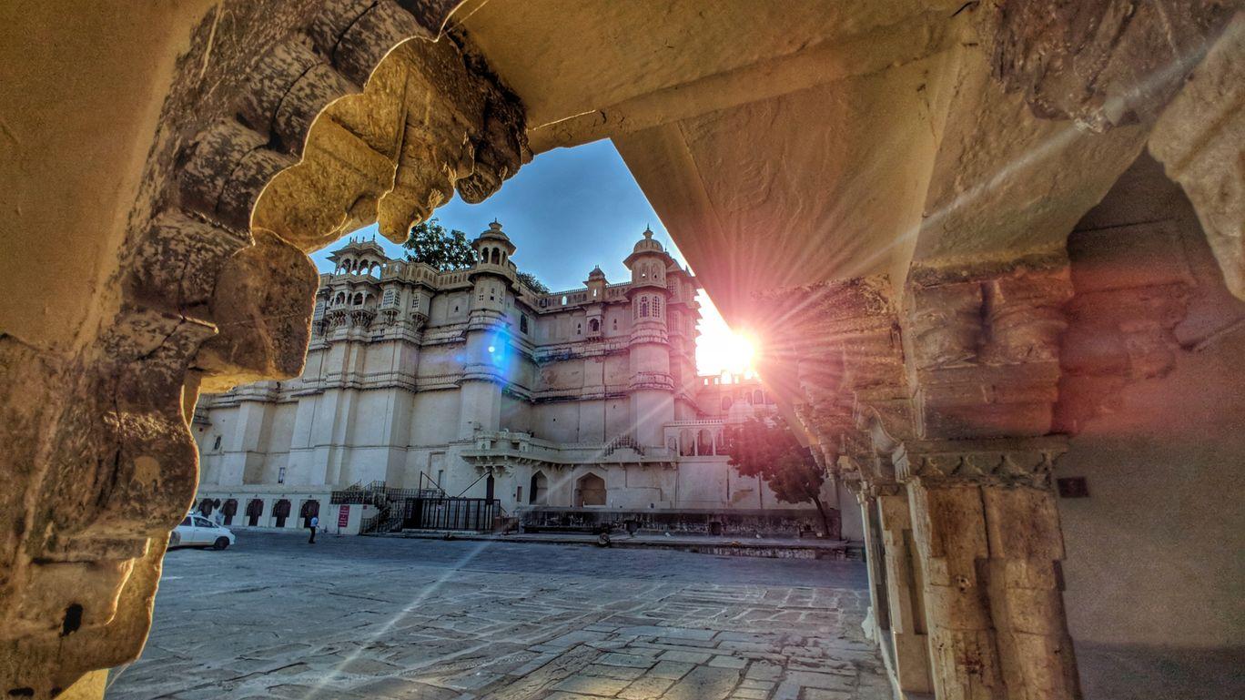 Photo of City Palace By vidit singhvi