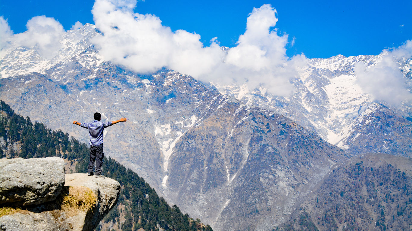 Photo of Triund Trek By Saksham Gupta
