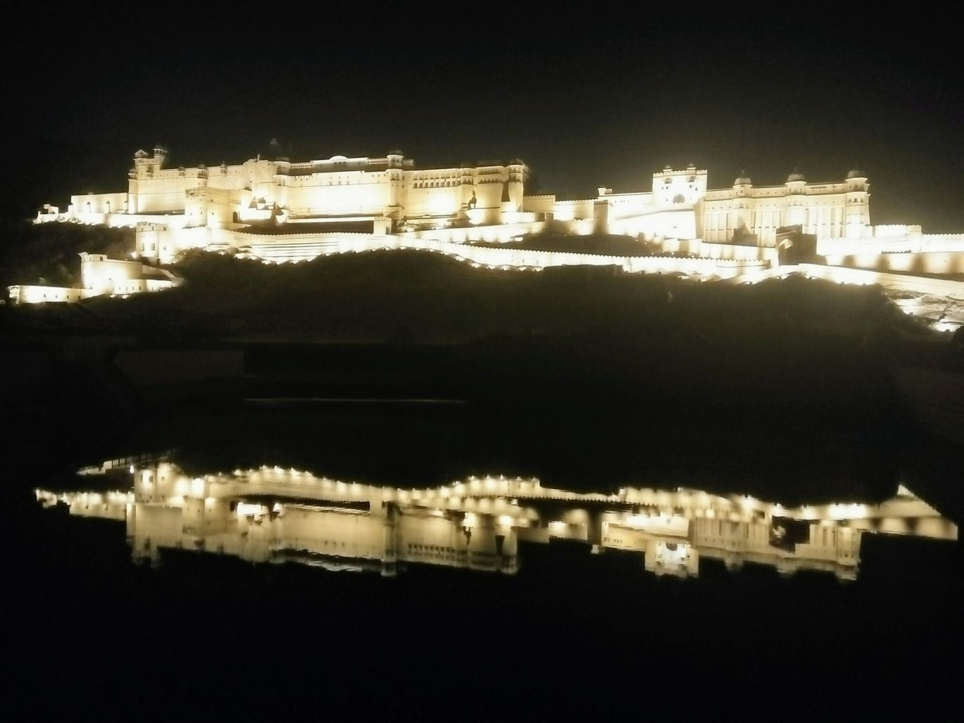Photo of Amer Fort By PriyaK