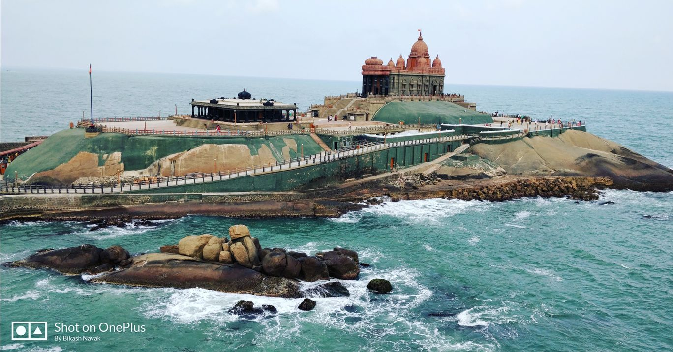 Photo of Kanyakumari By BIKASH NAYAK