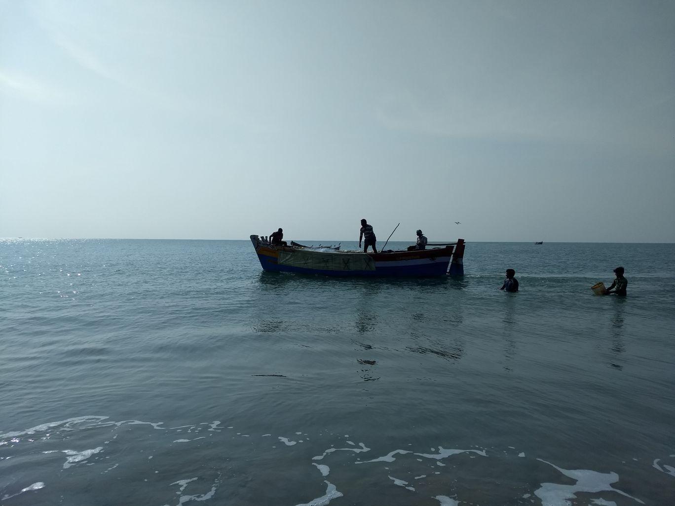 Photo of Tuticorin Beach By swaroopa