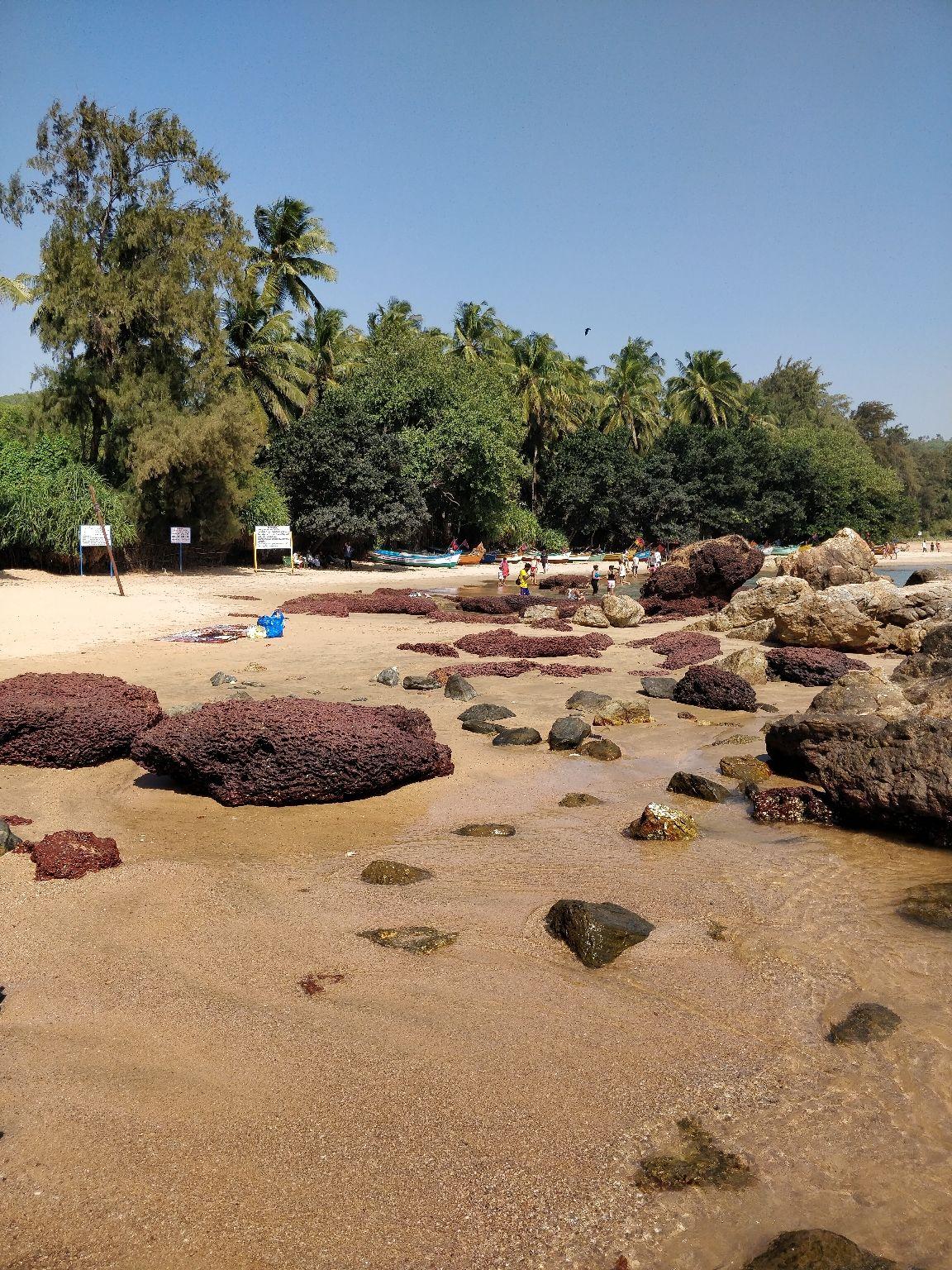 Photo of Om Beach By Urvashi Sharma