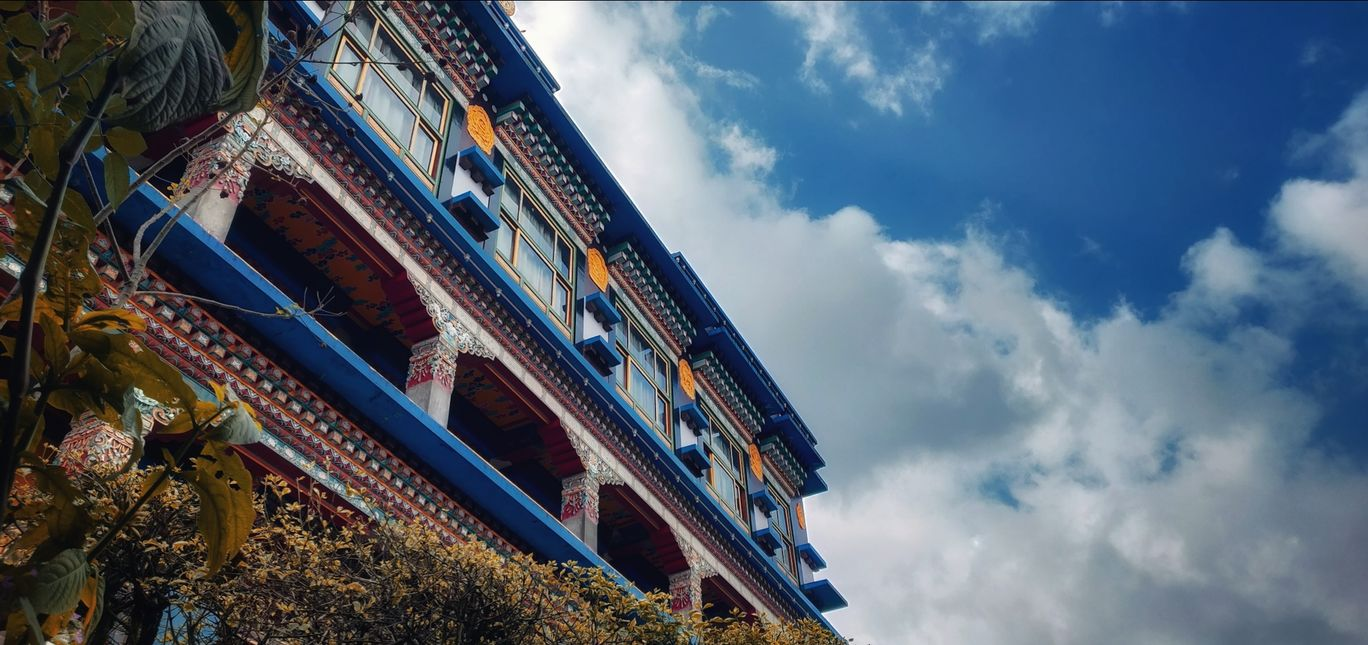 Photo of Rumtek Monastery By Sayed Luqman