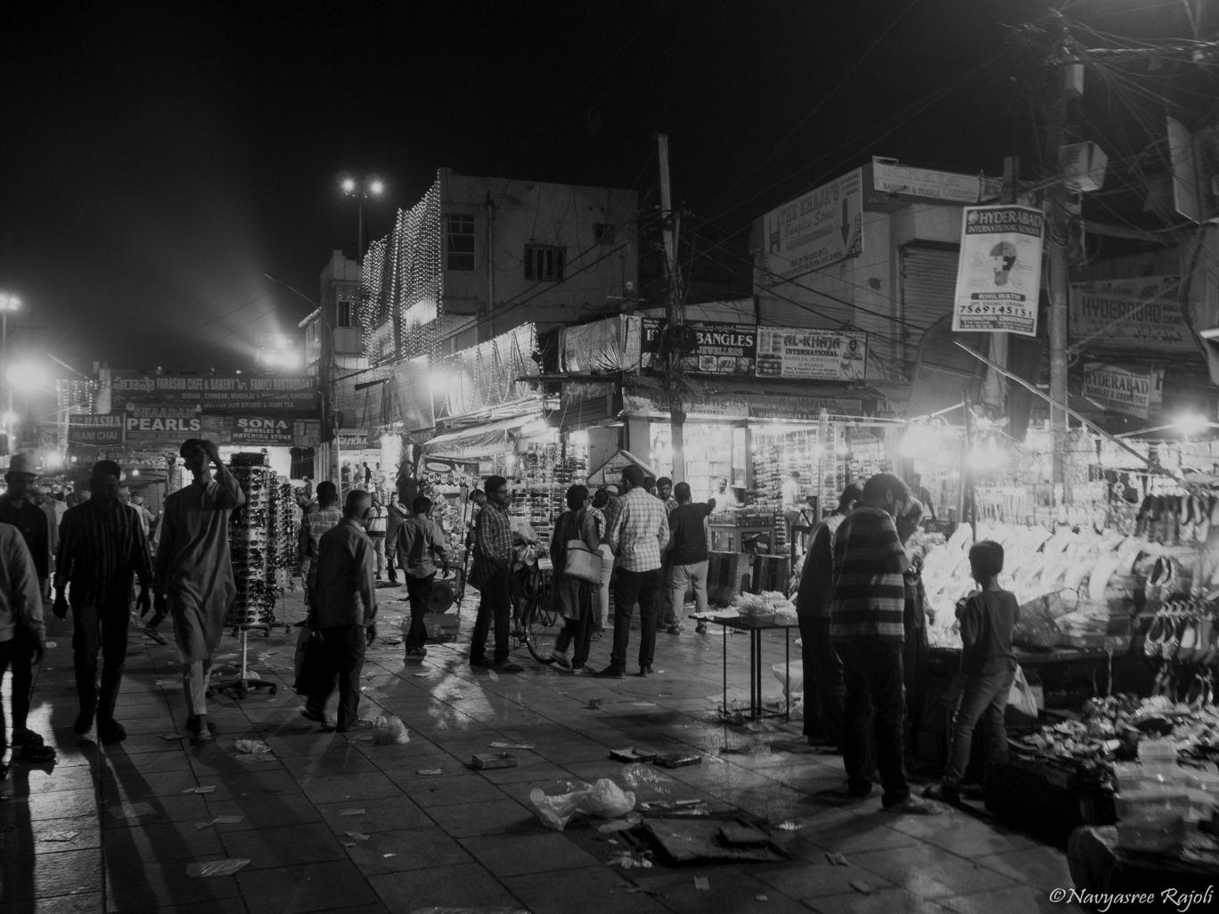 Photo of Charminar (Old City) By Navya Reddy