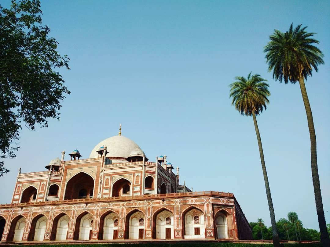 Photo of Humayun's Tomb By Kabir Mushtak
